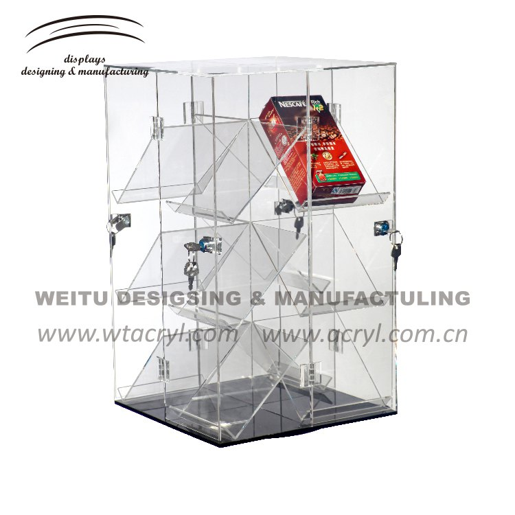 WJ-180-- hair color Organizer acrylic display stand JewelryDisplay