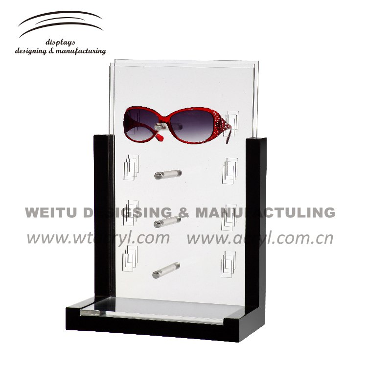 WED-029-- New style First Grade yiwu acrylic jewelry display